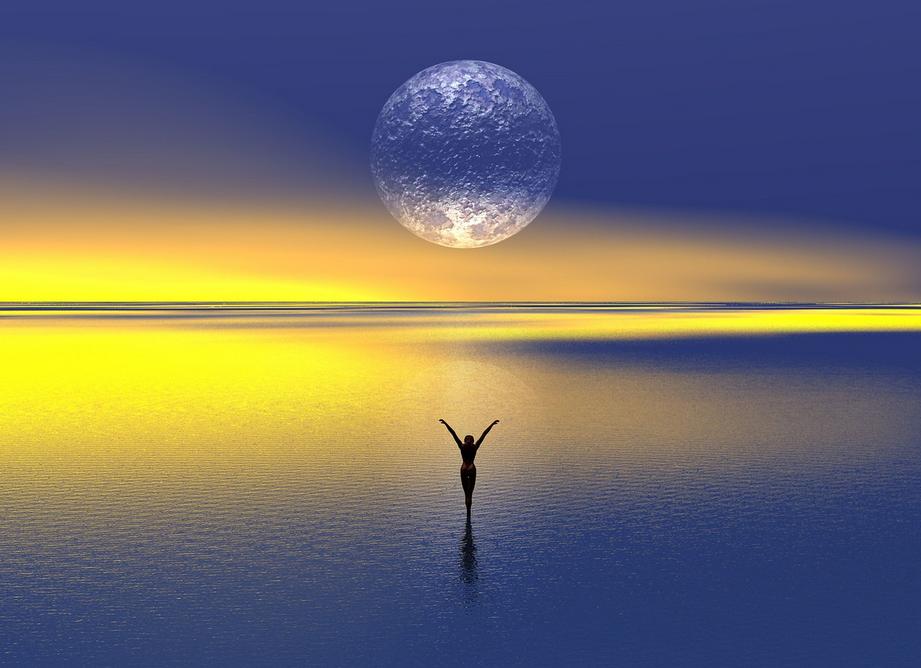 Откройте свой свет, выступая вперед, покажите себя и свои дары.