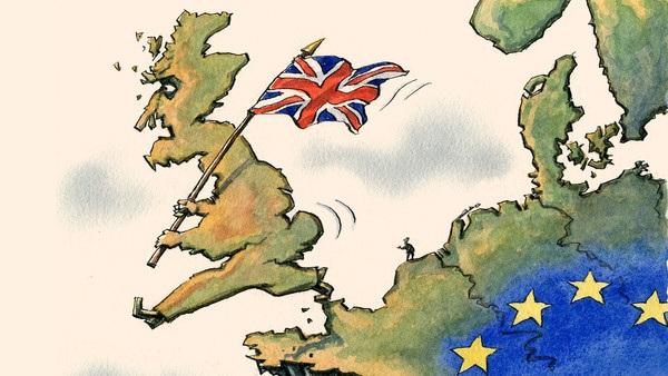 """Я ухожу"" - говорит Старушка-Англия"