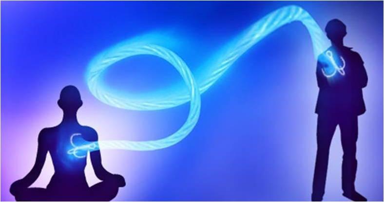 Эфирные нити или Энергетические связи